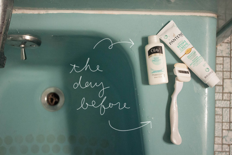 How to get ready for a gala (with P&G Beauty!) #sponsored