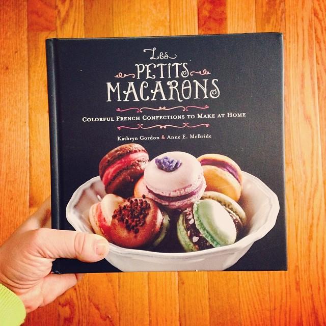 Les Petits Macarons cookbook