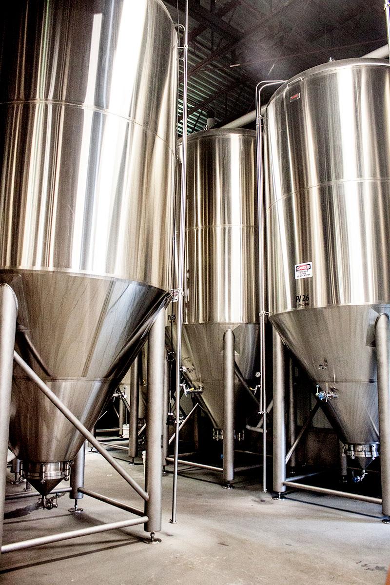 Allagash Brewery in Portland, ME