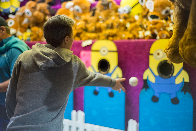 Games at the Big E