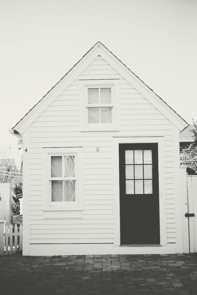 Tiny house on Cape Cod