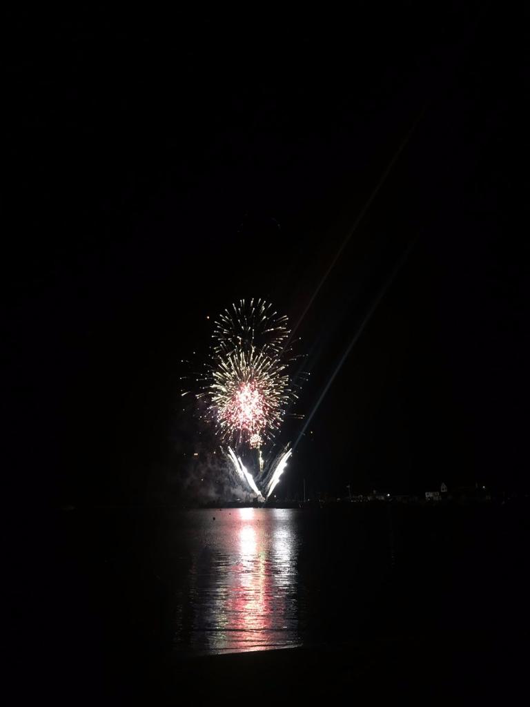 Fireworks in Cape Cod