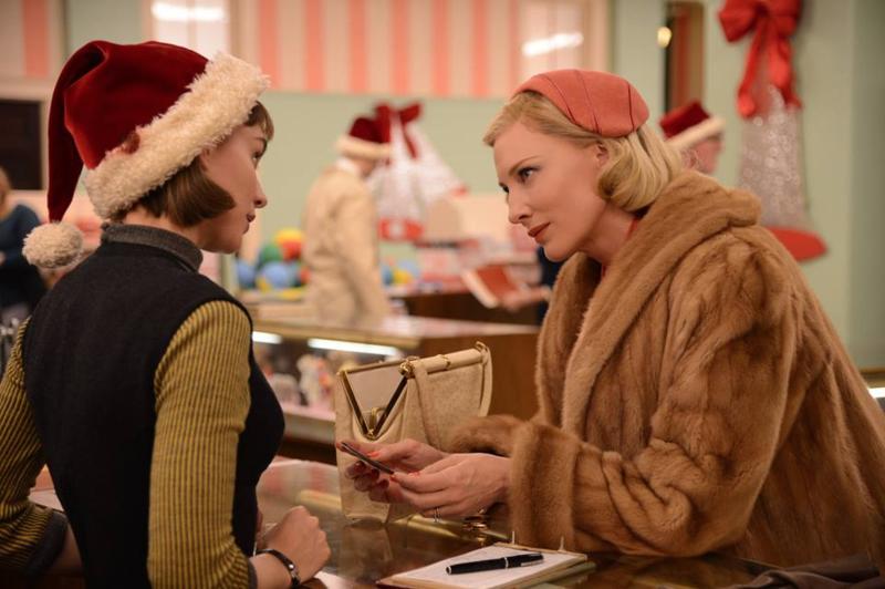 """""""Carol"""" movie"""