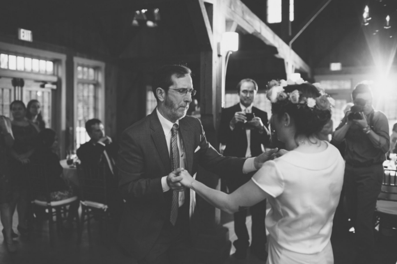Father-daughter dance (Love & Perry Photography)