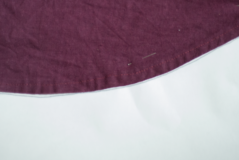 A tutorial on making sewing patterns from clothes you already have