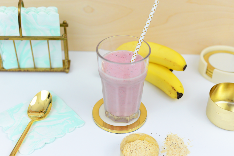 High protein smoothie PERFECT for early pregnancy