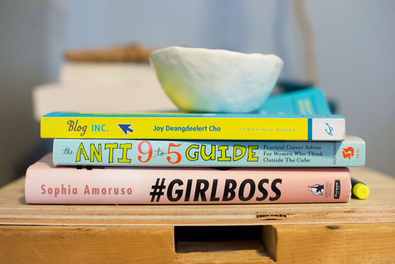 Blogger reading list!
