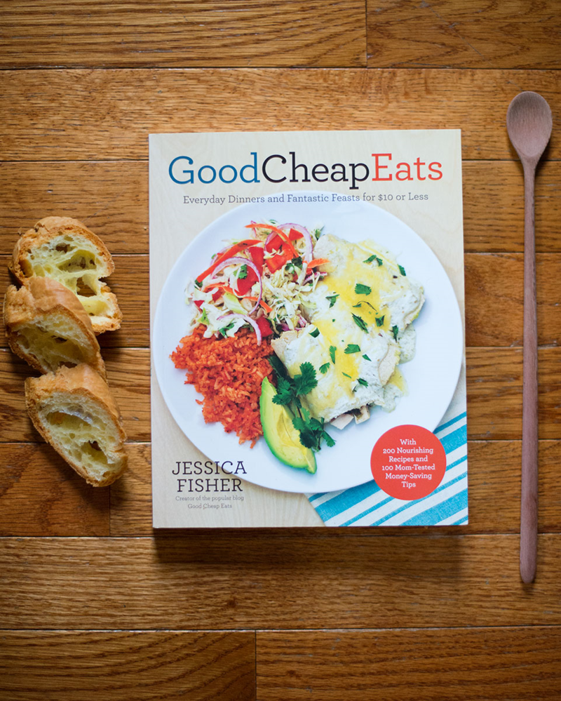 "Click through for your chance to win a copy of ""Good Cheap Eats""! #giveaway"