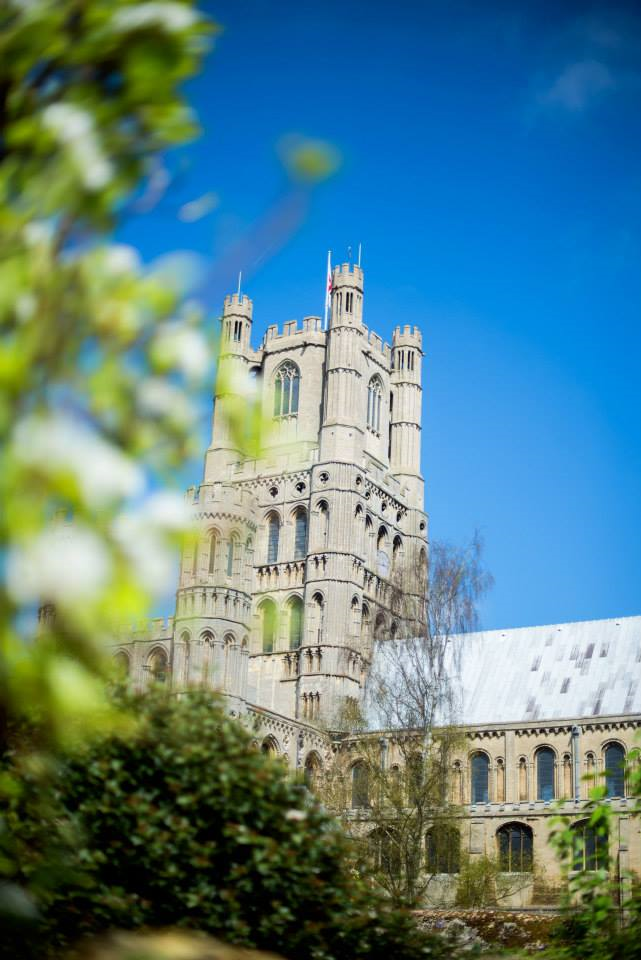 Ely Cathedral in Ely, England