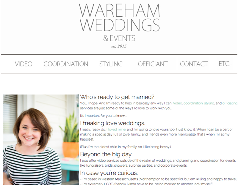 Wareham Weddings