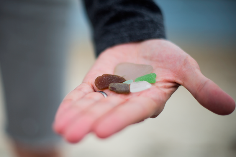 Found: seaglass