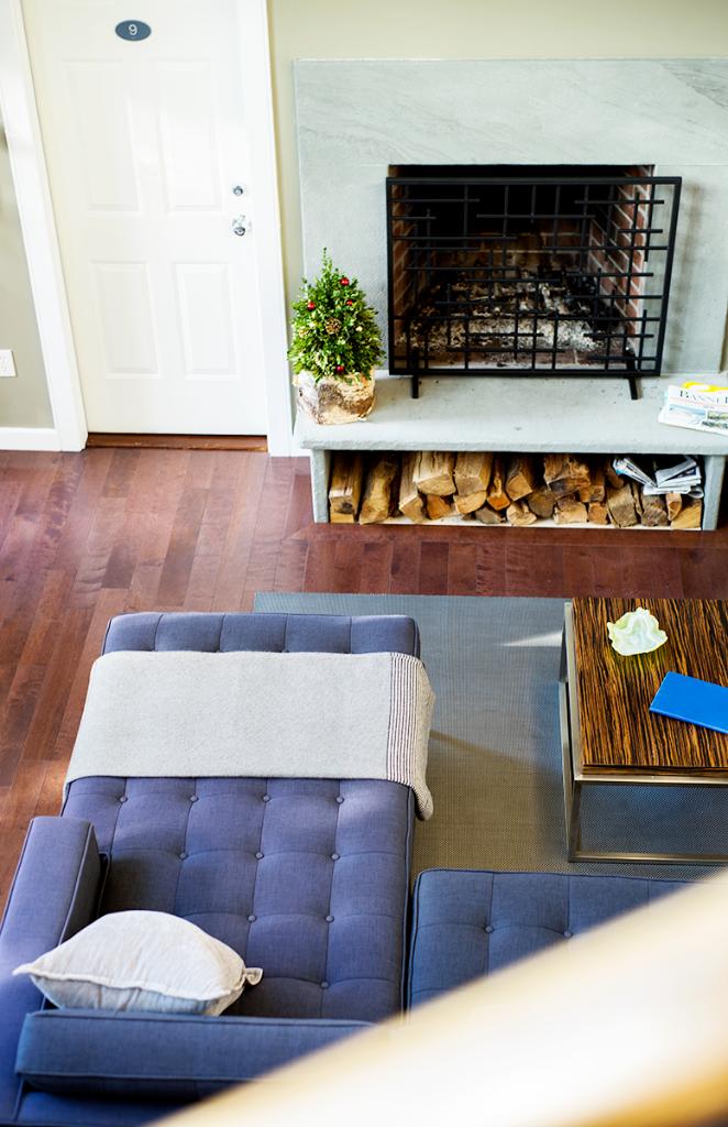 Modern, cozy comfort