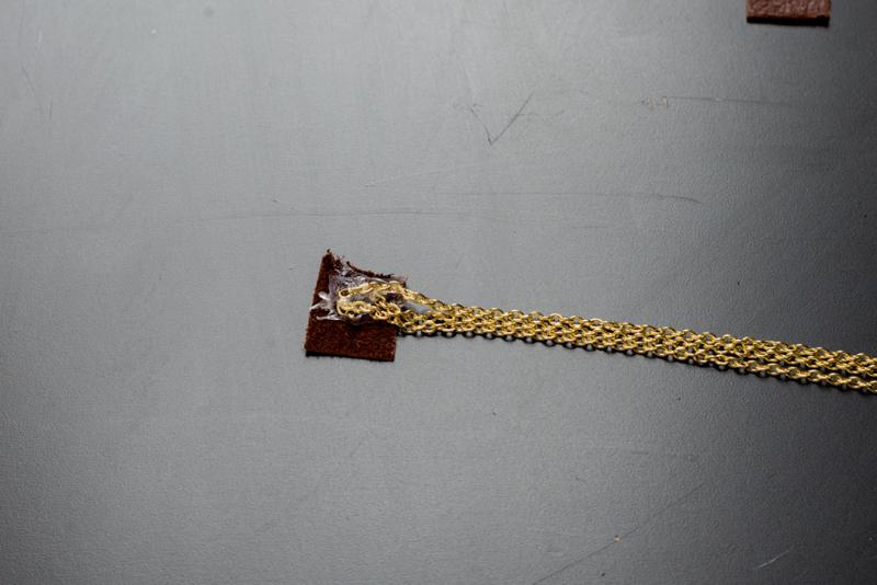 DIY collar clip