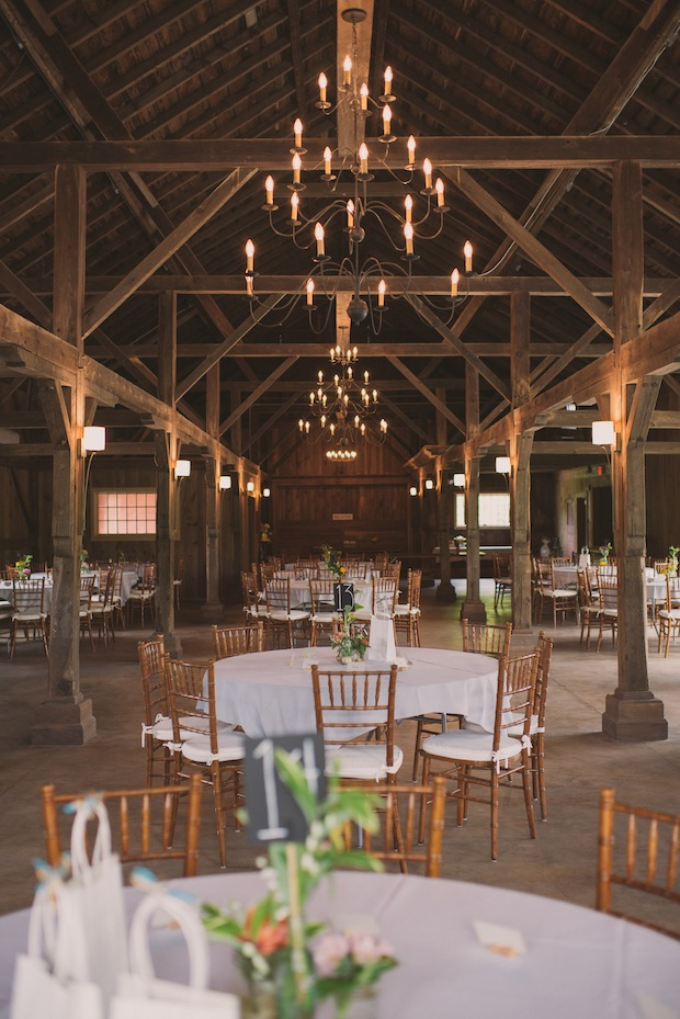 Quonquont Farm wedding / Love + Perry Photography