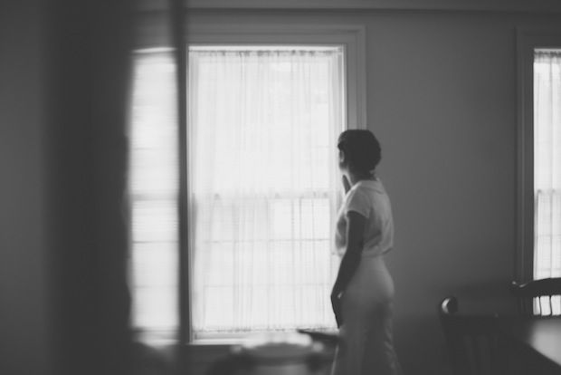 Whitney Deal wedding dress / Love + Perry Photography