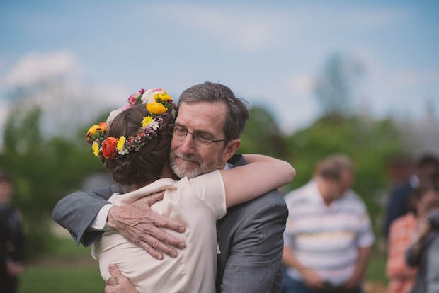 Father of the bride / Love + Perry Photography