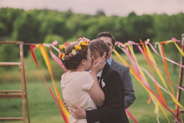 Officially married! / Love + Perry Photography