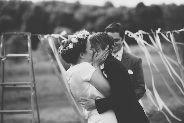 The big moment / Love + Perry Photography