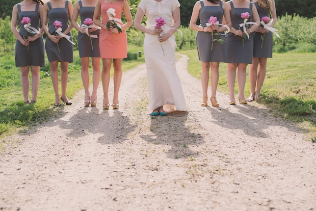 Bridal party / Love + Perry Photography