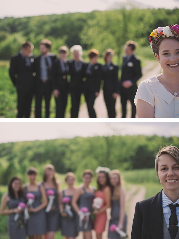 Wedding parties / Love + Perry Photography