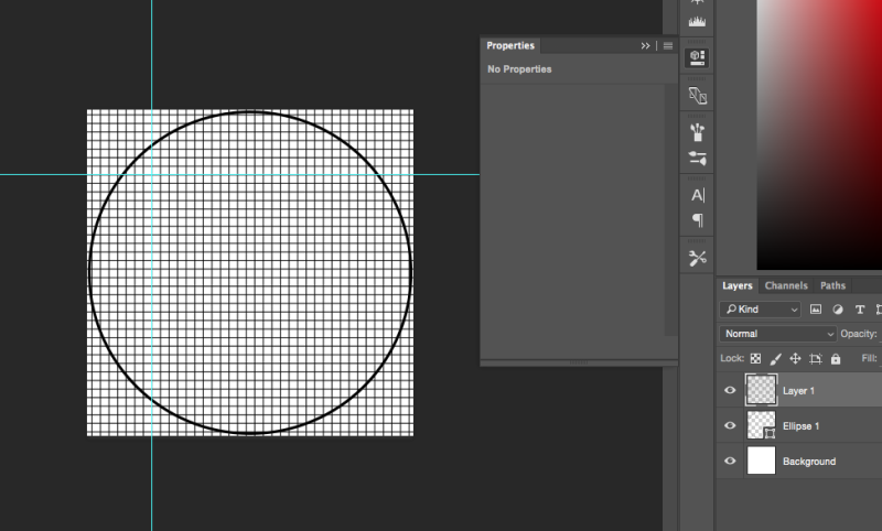 How to make your own cross stitch pattern in Photoshop
