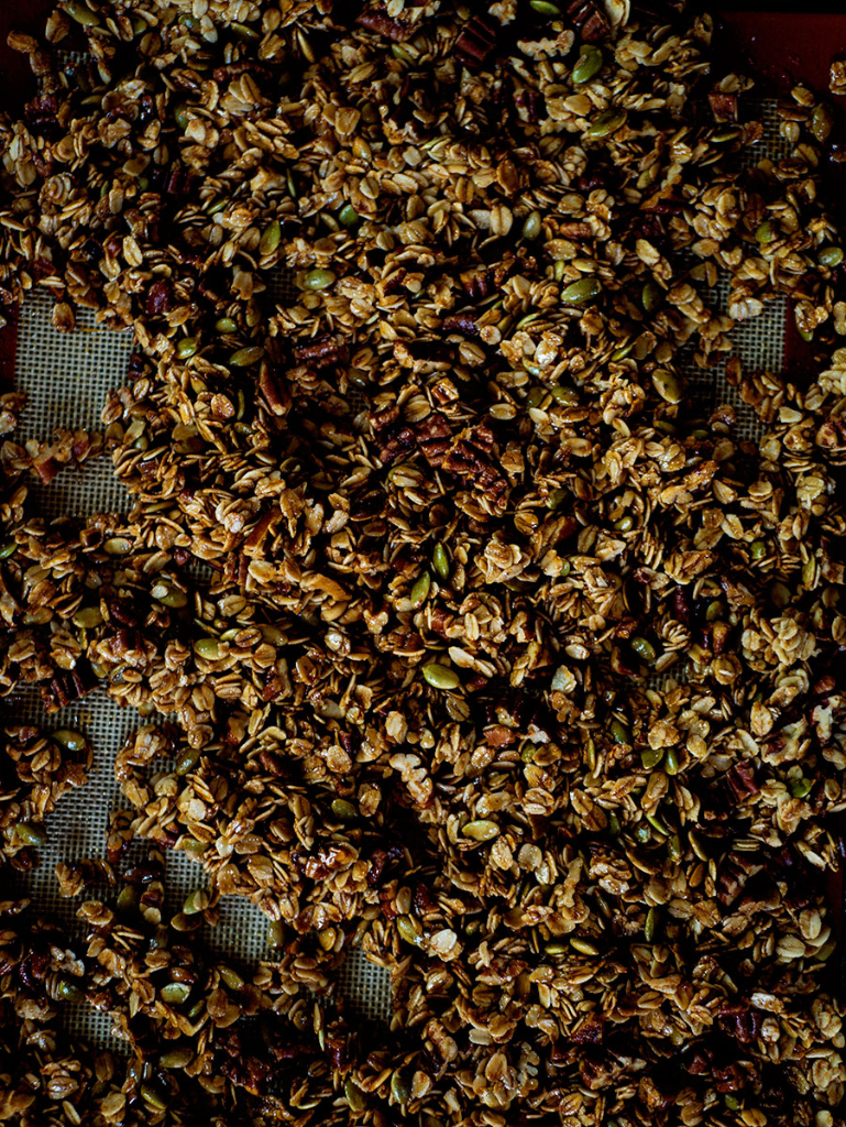 The world's best granola recipe