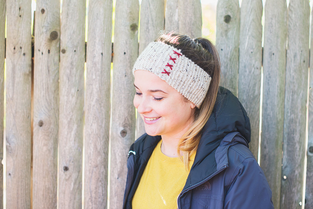 Knit a simple headband (in one evening!) - The Homesteady