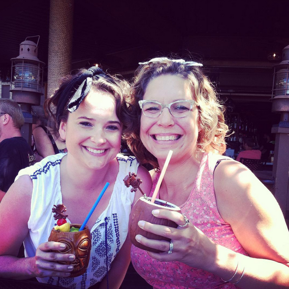 Tiki brunch!