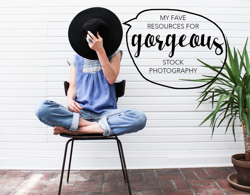 Where to get gorgeous stock photos -- that are all FREE!