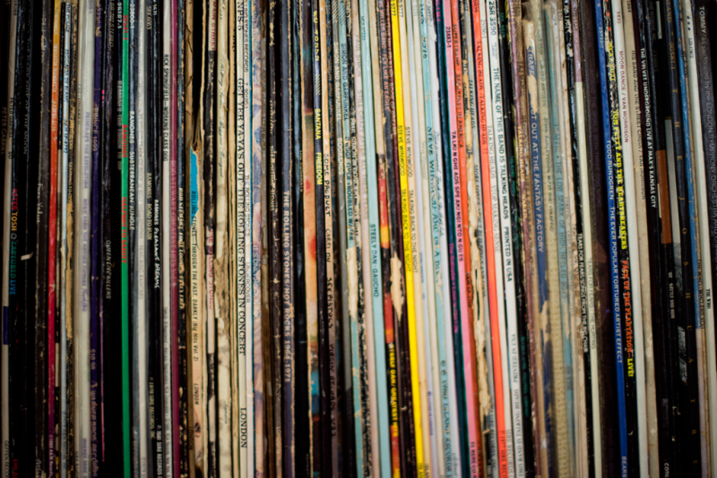 Record collection goals