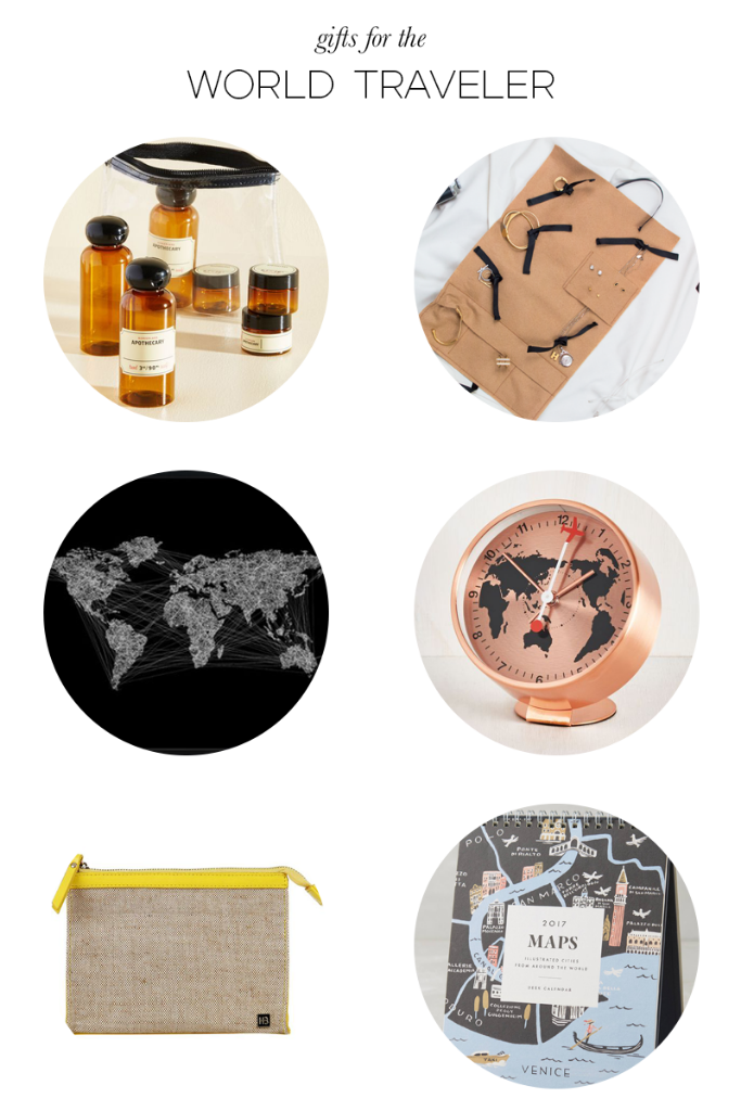 Gift guide world traveler the homesteady for Good gifts for a traveler
