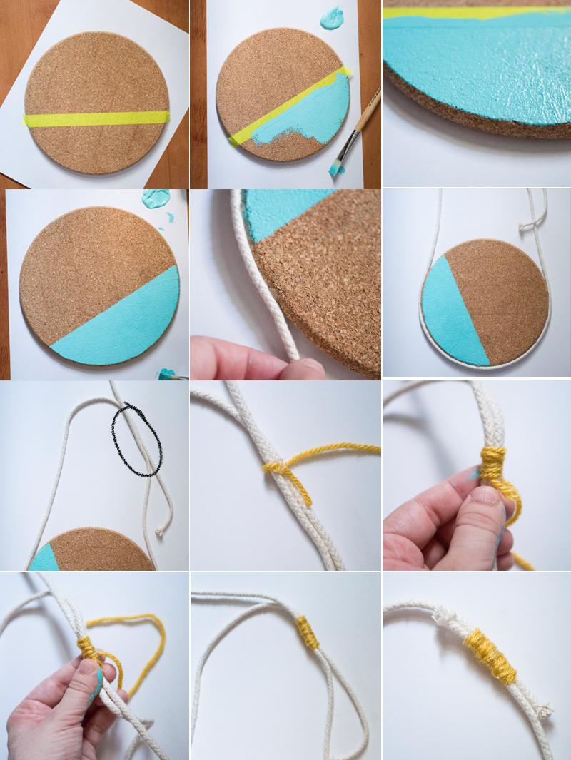 DIY bulletin board IKEA hack (store enamel pins))