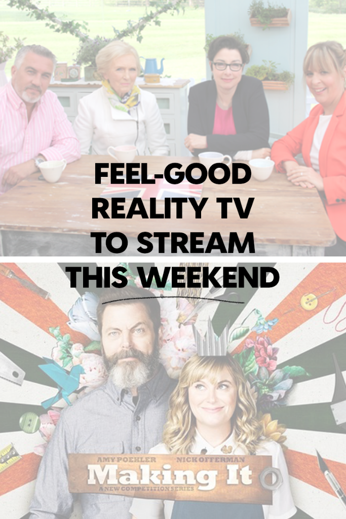 Feel-good reality TV shows