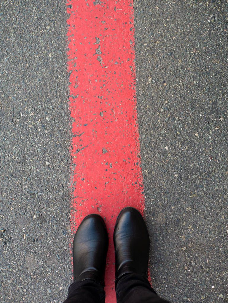 Follow the red line in Salem to see all the historical attractions