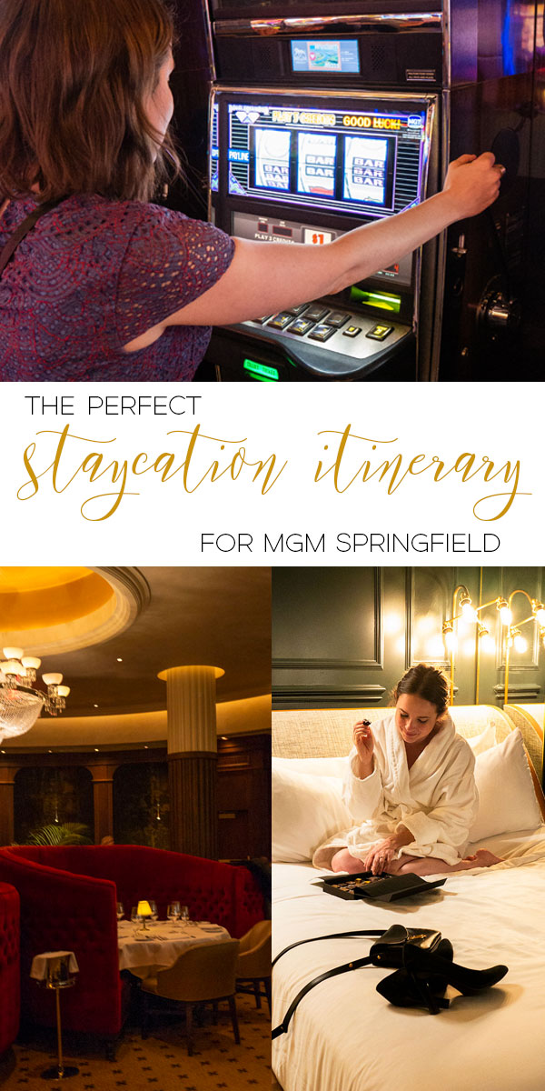 Where to stay, eat, and play at MGM Springfield