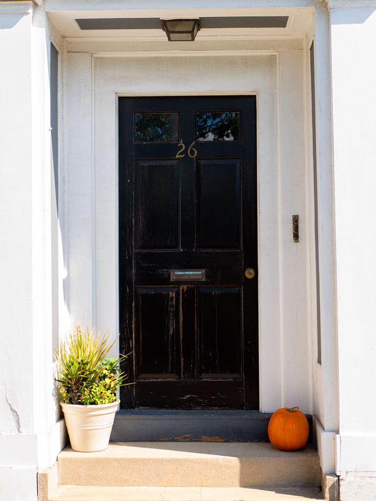 Salem front door