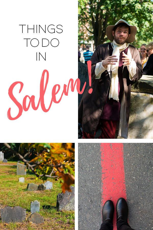 Things to do in Salem, Massachusetts