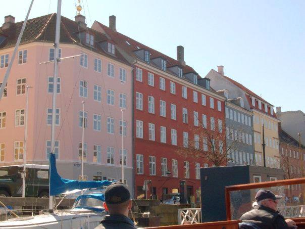 Copenhagen buildings