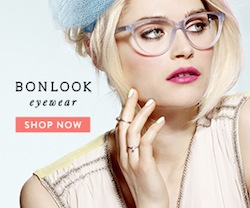 BonLook eyewear - beautifully designed, covetable eyewear for fashionable self-expression